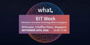 BitTemple自己舉辦的BITWEEK