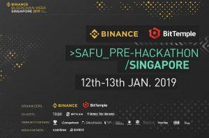 BitTemple 和其他企業舉辦一起的Hackathon