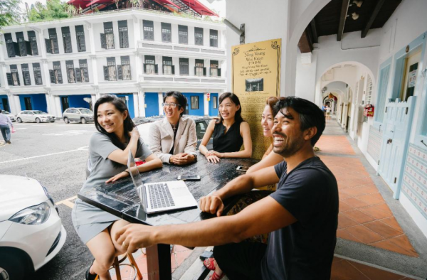 Tribe Theory新加坡加密貨幣支付商家