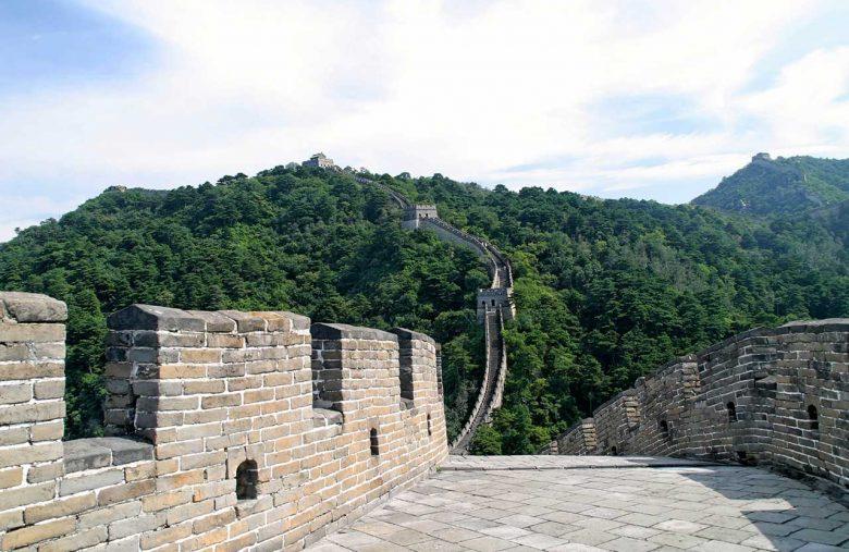 中國萬里長城