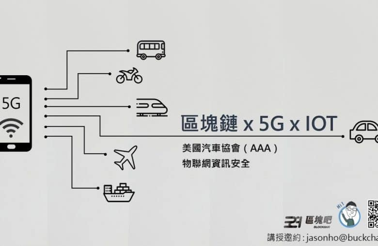 5G與區塊鏈